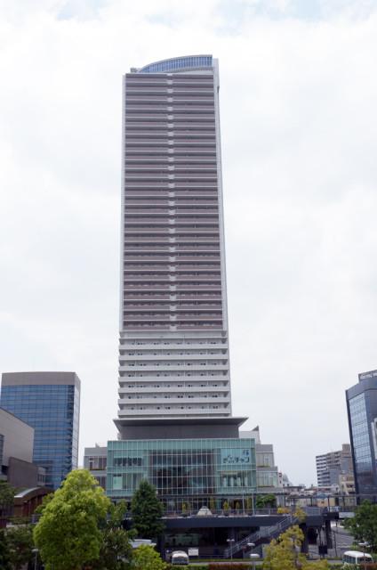 岐阜シティ・タワー43外観