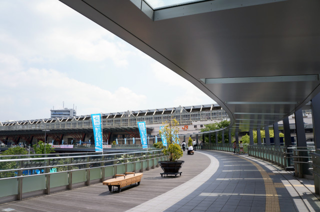 JR岐阜駅北口