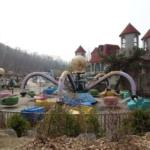 遊園地は世界共通言語!  ~その1 韓国の合法廃墟遊園地ヨンマランド~